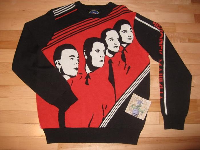 Kraftwerk D Tour Merchandise