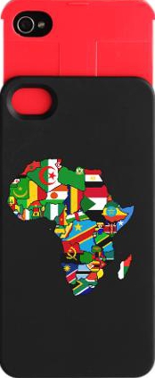 flag_map_of_africa_iphone_wallet_case